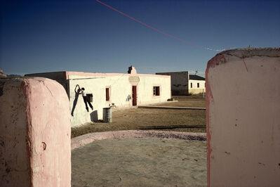 Alex Webb, 'Jumping. Boquillas (Border). Mexico. ', 1979
