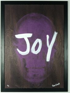 Stuart Semple, 'My Heaven is Inside (Magenta Joy) '