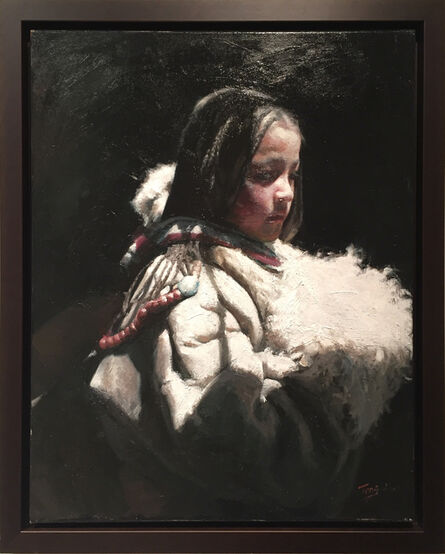 Tong Luo, 'Nobleman's Daughter II', 2015