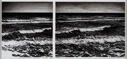 Tibor iski Kocsis, 'Salt water', 2015