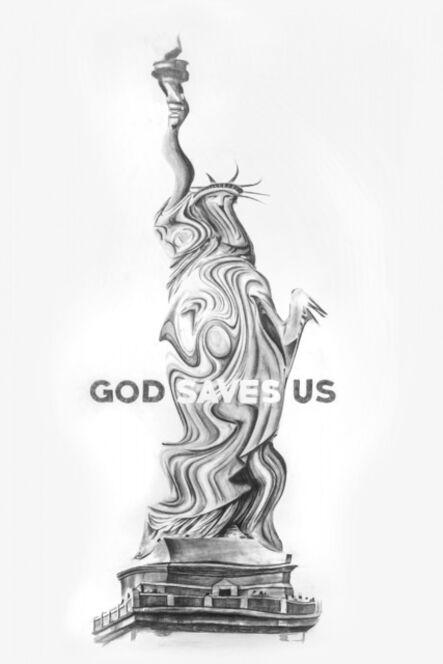 Filip Markiewicz, 'God Saves Us', 2016