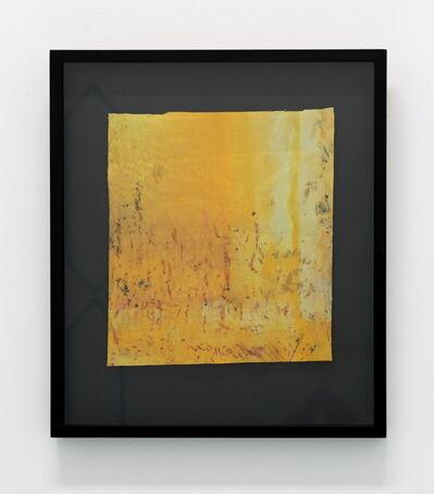Matt Arbuckle, 'Primary Location Yellow', 2021