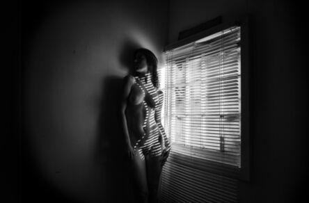 Loreal Prystaj, 'Striped Contour', 2014
