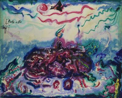 JUNZO WATANABE, 'L'Arch en Fer', 2001