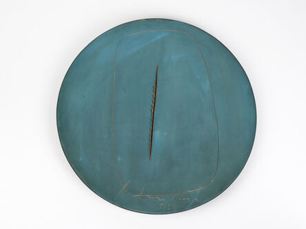 Lucio Fontana, 'Concetto spaziale', 1959