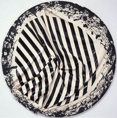 Steven Parrino, 'Skeletal Implosion', 2001