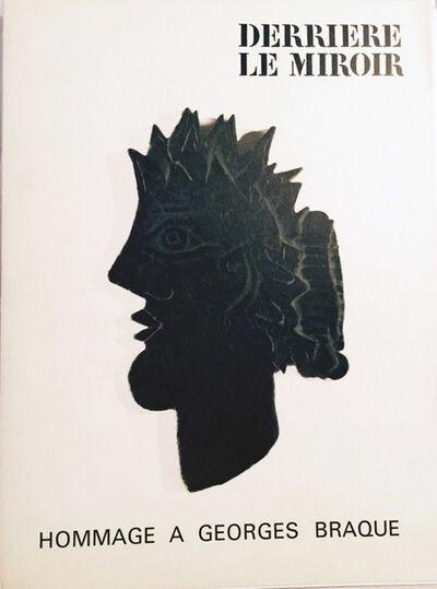 Georges Braque, 'Derriere Le Miroir-Homage a Charles Braque  Original Lithographs', 1960