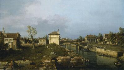 Canaletto, 'The Porta Portello, Padua', ca. 1741/1742