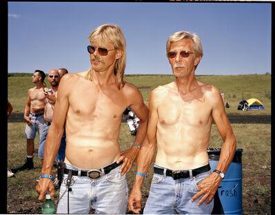 Matthew Salacuse, 'Untitled (Father, Son: Iowa)', 2003