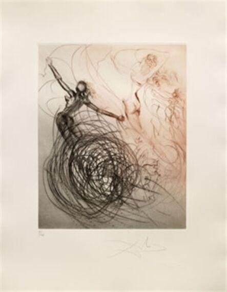 Salvador Dalí, 'Femmes en vagues', 1969/70