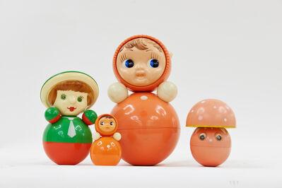 Unknown Designer, 'Nevalyashka Toy, Russian Tilting Doll', 1970