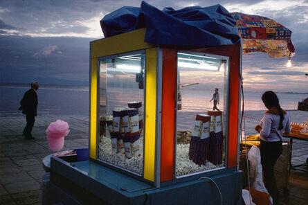 Alex Webb, 'Aegean Sea Road. Greece. ', 2003
