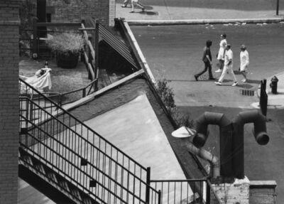André Kertész, 'New York, August 9', 1969