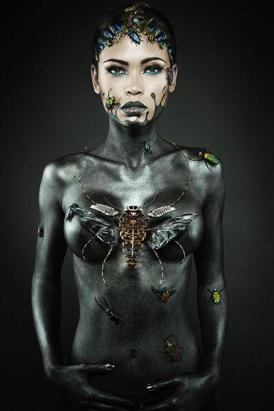 Jonas Leriche, 'Scarab Queen ', 2017