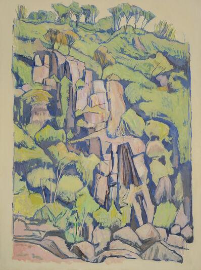 Guy Stuart, 'Cataract Gorge Scroll  Format 1', 2016