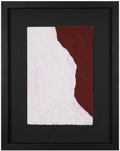 Sol LeWitt, 'UNTITLED (SERIE IRREGULAR FORMS)', 1997
