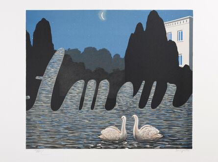 René Magritte, 'L'Art de la Conversation (The Art of Conversation)', 2010