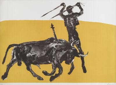 Elisabeth Frink, 'Corrida II', 1973