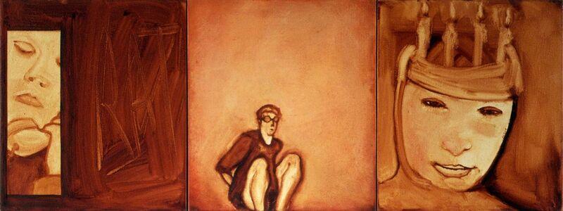 Ida Applebroog, 'Insight Bores Me', 1987
