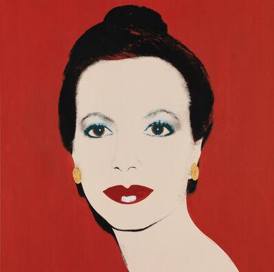 Andy Warhol, 'Cindy Johnson', 1984