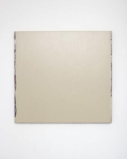 "Ger van Elk, 'Conclusions I – Paris ""Sand and Sink""', 2008"