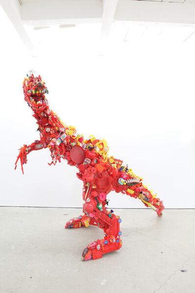 Hiroshi FUJI, 'Toys Saurus-2500R18', 2018