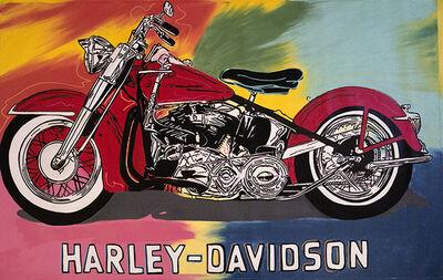 Steve Kaufman, 'Harley-Davidson', 2008