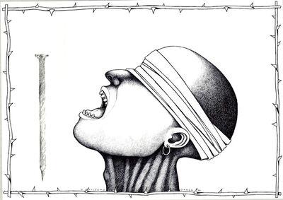Guillermo Ganga, 'Portrait IX', 1999