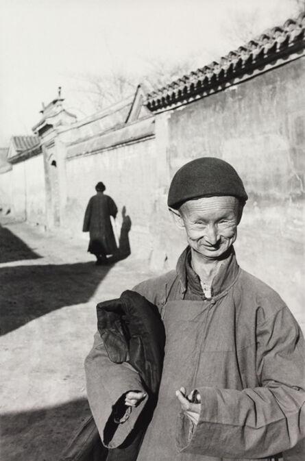 Henri Cartier-Bresson, 'Eunuch of the Imperial Court, Peking', 1949