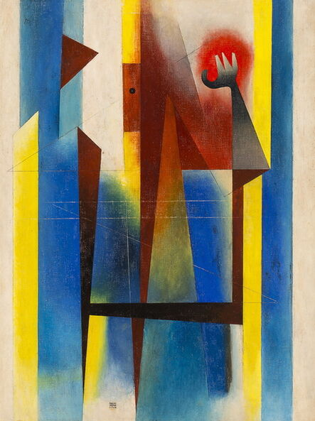 Carlos Merida, 'Untitled', 1968