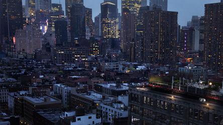 David Drebin, 'Girl in New York', 2011