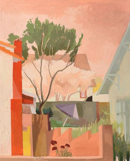 Celia Reisman, 'Purple Umbrella', 2014