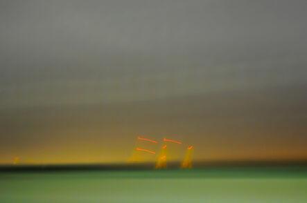 Thomas Grubba, 'Bay Bridge Abstract # 2'