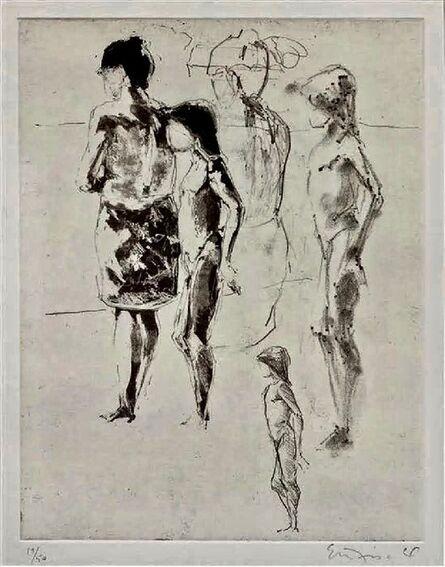 Eric Fischl, 'Untitled', 1984