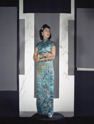 Horst P. Horst, 'Oei Huilan (the former Madame Wellington Koo)', 1943