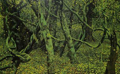 Mangu Putra, 'Angin Hutan', 2017