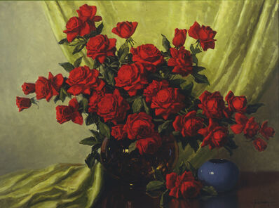 A.D Greer, 'Still Life with Roses'