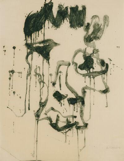 Willem de Kooning, 'Decomposition of Man', ca. 1975