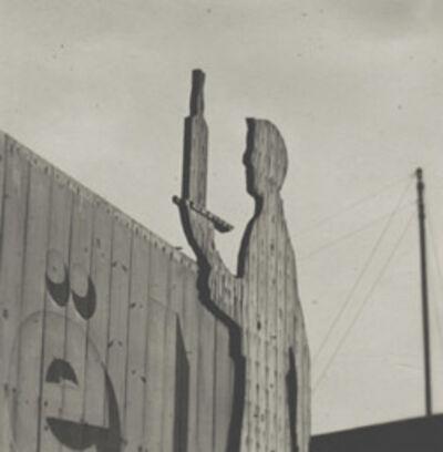 André Kertész, 'Untitled (Billboard), Paris', 1931-1933