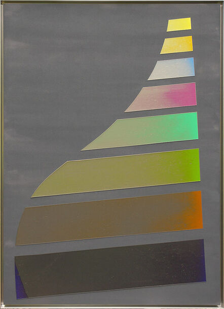 Jonathan Forrest, 'Grey Rudder', 2015