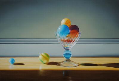 Michael Zigmond, 'Toy Planets', 2020