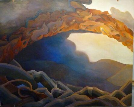 Valerie Hird, 'Origination II', 2014