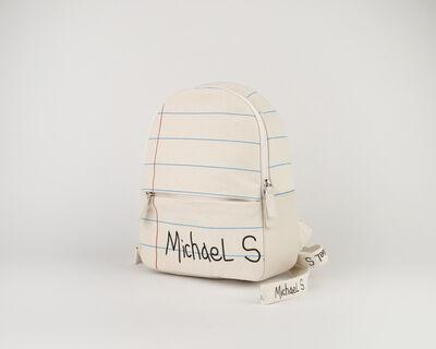 Michael Scoggins, 'Backpack S', 2019