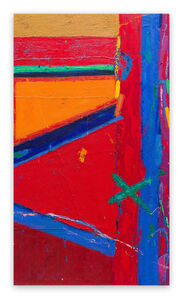 Anthony Frost, 'Clear Spot (Abstract painting)', 2006