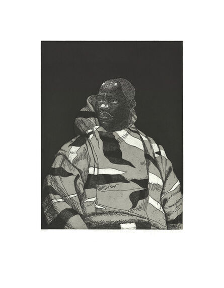 Kerry James Marshall, 'Untitled (Handsome Young Man)', 2010