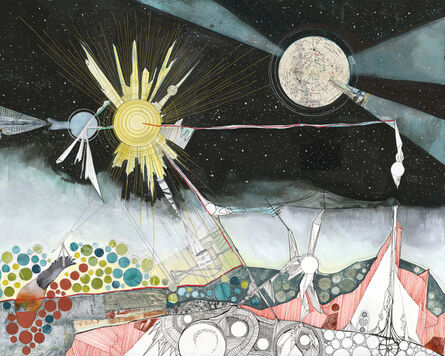 Jen McCleary, 'Exploration: The Sun', 2014