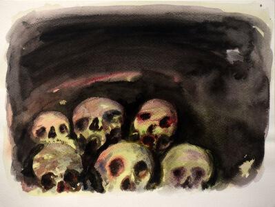 Aung Ko, 'Diary from the Dark #17', 2016