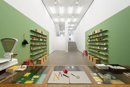 "Christine Hill, 'Installation view ""Sliding Scale""', 2014"