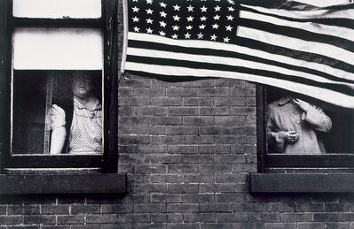 Robert Frank, 'Parade - Hoboken, New Jersey', 1955