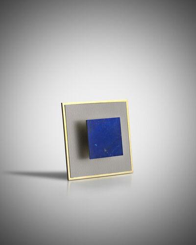Jesús Rafael Soto, 'Square brooch/necklace', 1968 (2012)